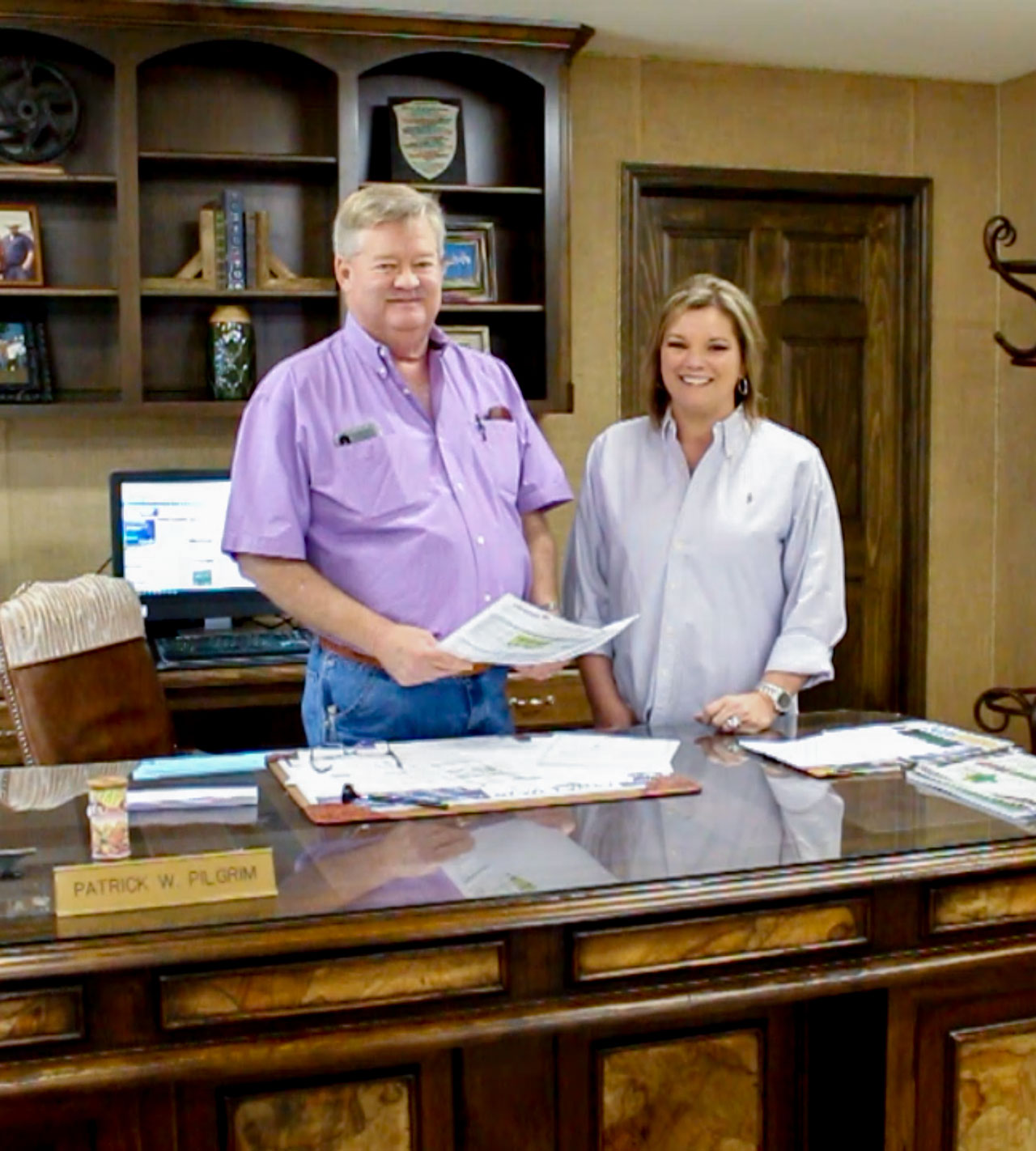 Pat and Anne Pilgrim PPF Story