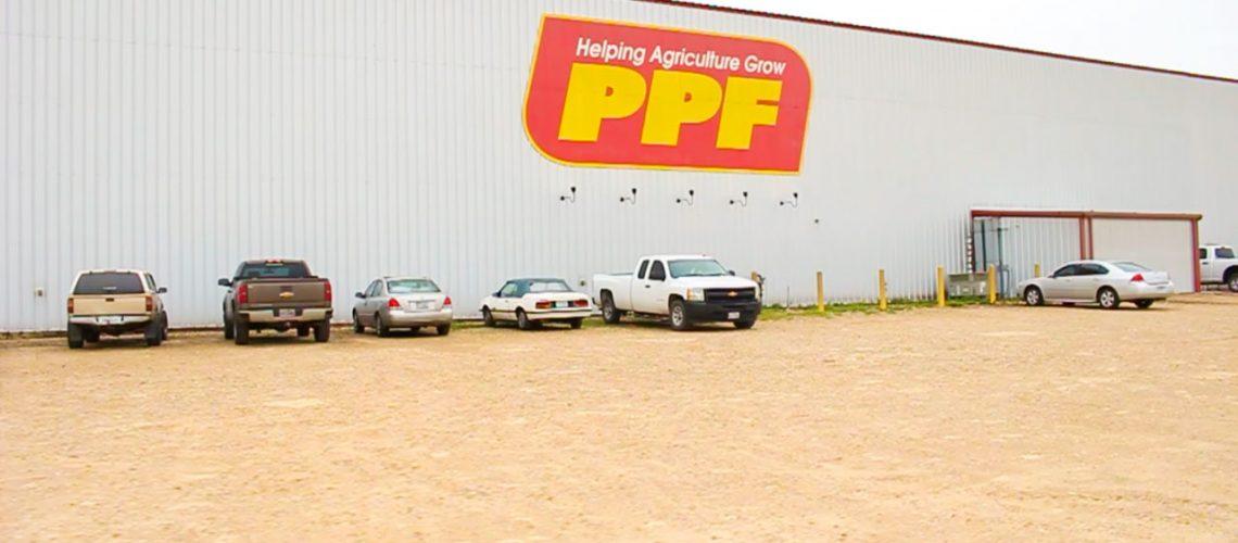 PPF Cotton Gin in Delta County Texas